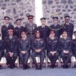 Capt Vinayak Gore in Group Photo During IMA