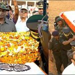 The final journey of Lt Col Manish Shashikant Kadam