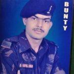 Lance Naik Gopal Singh Bhadoriya VSM