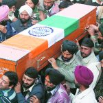 Final Honours of L/NK Gurmail Singh