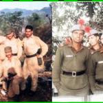 Capt Vinayak Gore during his IMA Days