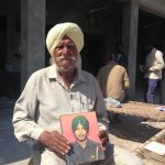Sub Kala Singh who fought with Sub Joginder Singh in the battle of Bum La in 1962