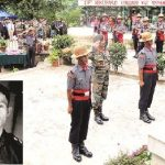 Army pays tribute to its soldier Capt Kenguruse