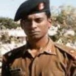 Major M Saravanan VrC