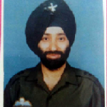 Major Kanwal Gulzar Singh