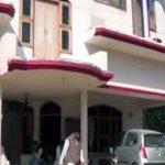 Major Satish Dahiya's house