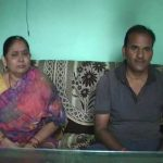 Parents of Major Neeraj Pandey