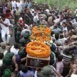 Major Sanjeev Lathar's last journey