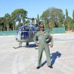Flt Lt Pramod Kumar Singh