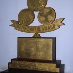 Rajiv gandhi award given to Capt Vinayak Gore