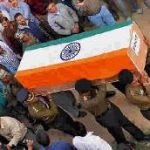 The last journey of Major Ravi Vaish in Lucknow