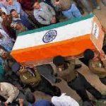 Major Ravi Vaish last salute