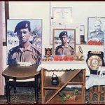 Major M Saravanan's memorabilia