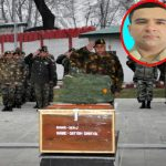 Army's salute to its brave soldier Major Satish Dahiya