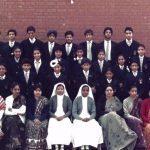 School photo of Capt Atul Sharma