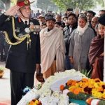 Army Chief pays tribute to Major Amit Sagar who lost life in J&K avalanche