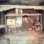 Major Raman Dada during his field tenure
